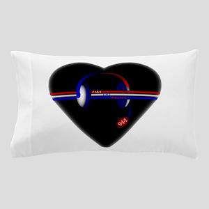 911 Dispatcher (Heart) Pillow Case