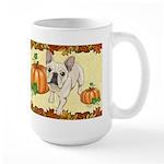French Bulldog 'pumpkin Spice' Mugs