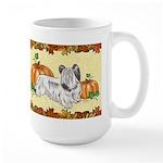 Sky Terrier 'pumpkin Spice' Mugs