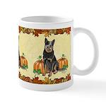 Australian Cattle Dog 'pumpkin Spice' Mugs