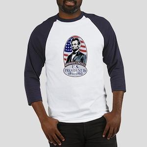 Abe Founding Fathers Baseball Jersey