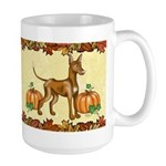 Pharaoh Hound 'pumpkin Spice' Mugs