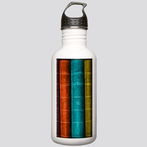 VINTAGE BOOKS one shel Stainless Water Bottle 1.0L