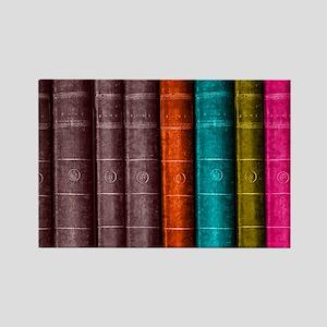 VINTAGE BOOKS one shelf Magnets