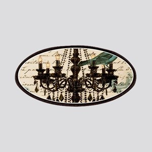 girly chandelier vintage paris Patch