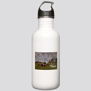 Eugene Boudin - Cows i Stainless Water Bottle 1.0L