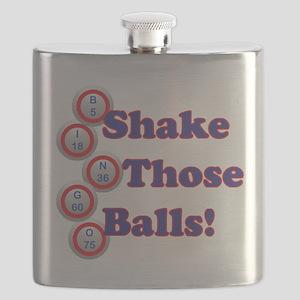 Bingo Shake Flask