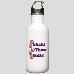 Bingo Shake Stainless Water Bottle 1.0l