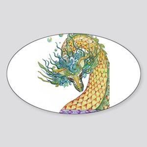 Sea Dragon Sticker