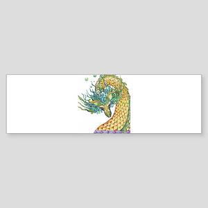 Sea Dragon Bumper Sticker