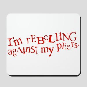 Teenage Rebellion Mousepad