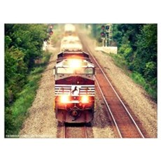 Railroading Poster
