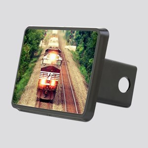 Railroading Rectangular Hitch Cover
