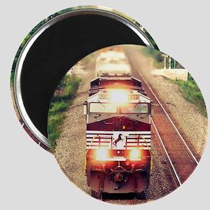 Railroading Magnet