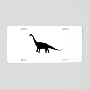 brachiosaurus Aluminum License Plate