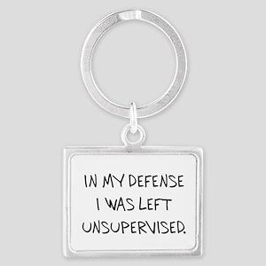 UNSUPERVISED Keychains