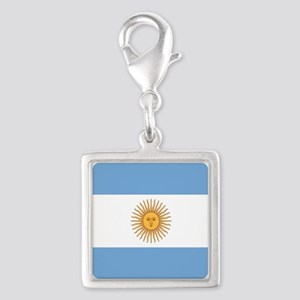 Argentinian pride argentina flag Charms