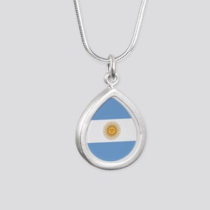 Argentinian pride argentina flag Necklaces