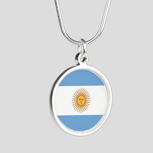 Argentinian pride argentina flag Necklaces