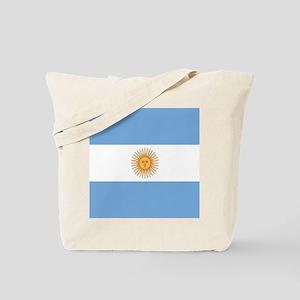 Argentinian pride argentina flag Tote Bag