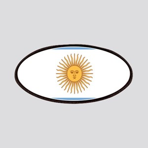 Argentinian pride argentina flag Patch