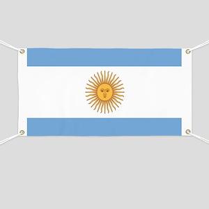 Argentinian pride argentina flag Banner