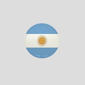 Argentinian pride argentina flag Mini Button