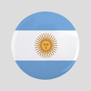 Argentinian pride argentina flag Button