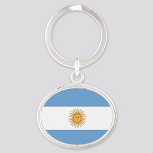 Argentinian pride argentina flag Keychains