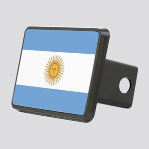 Argentinian pride argentin Rectangular Hitch Cover