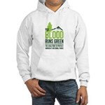 Our Blood Runs Green Hoodie Sweatshirt