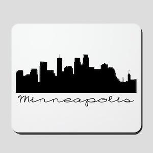 Minneapolis Skyline Mousepad