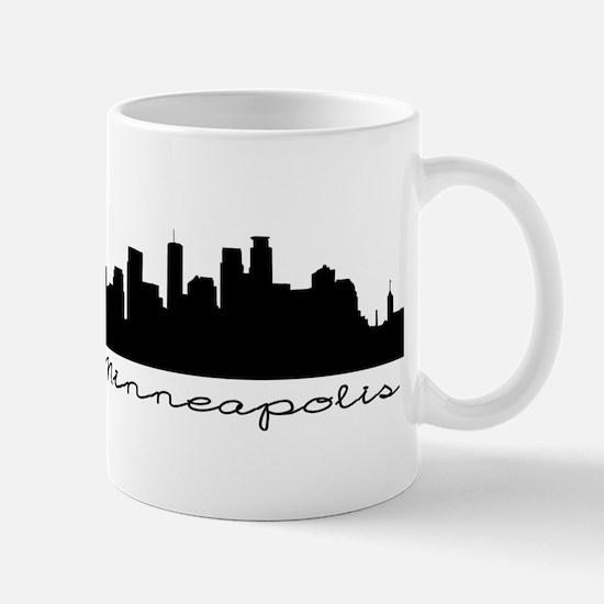 Minneapolis Skyline Mugs