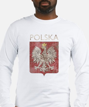 Unique Polska Long Sleeve T-Shirt