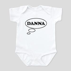 Thinking of DANNA Infant Bodysuit