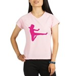 Karate Girl Performance Dry T-Shirt
