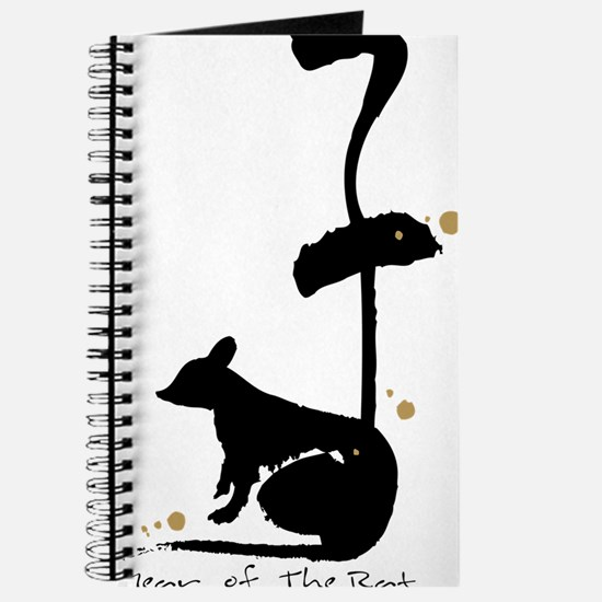 Year of the Rat - Chinese Zodiac Journal