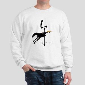 Year of the Horse- Chinese Zodiac Sweatshirt