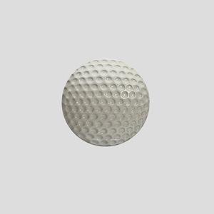 Golf Ball Sport Mini Button