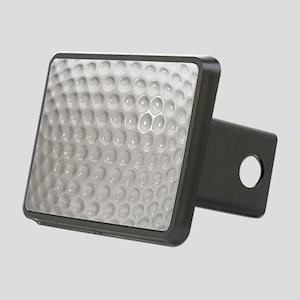 Golf Ball Sport Rectangular Hitch Cover