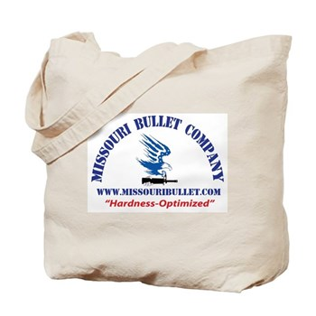 Missouri Bullet Tote Bag