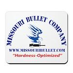 Missouri Bullet Mousepad