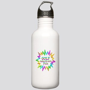Golf Makes Life More F Stainless Water Bottle 1.0L