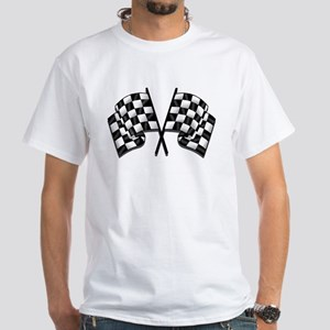 Chequered Flag Men's Classic T-Shirts