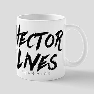 Hector Lives Longmire Mugs