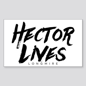 Hector Lives Longmire Sticker