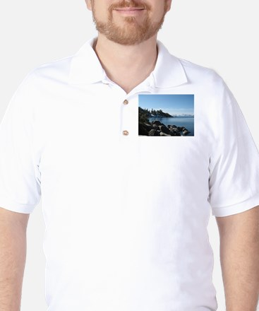 Lake Tahoe, Incline Village Golf Shirt