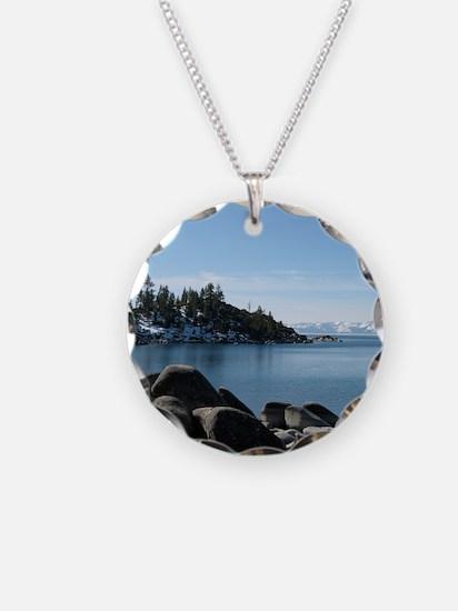 Lake Tahoe, Incline Village Necklace