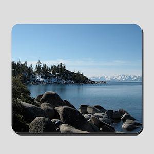 Lake Tahoe, Incline Village Mousepad