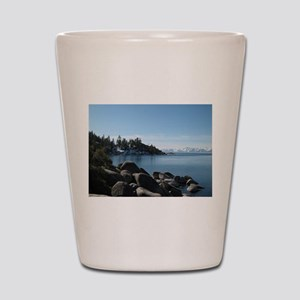 Lake Tahoe, Incline Village Shot Glass